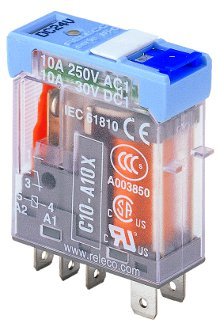 RELECO Interface Relay C10-A10X