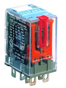 RELECO Miniature Industrial Relay C7-A20